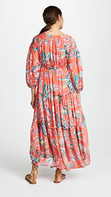 Banjanan Scarlet Maxi Dress