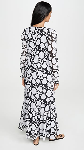 Banjanan Blanche 连衣裙