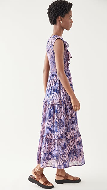Banjanan Iris 连衣裙