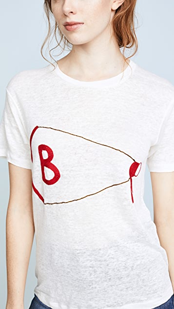 Banner Day Ivy Cone Tee