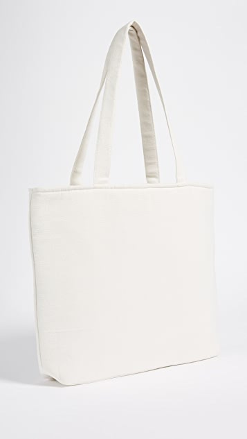 Banner Day Sunbathers Tote