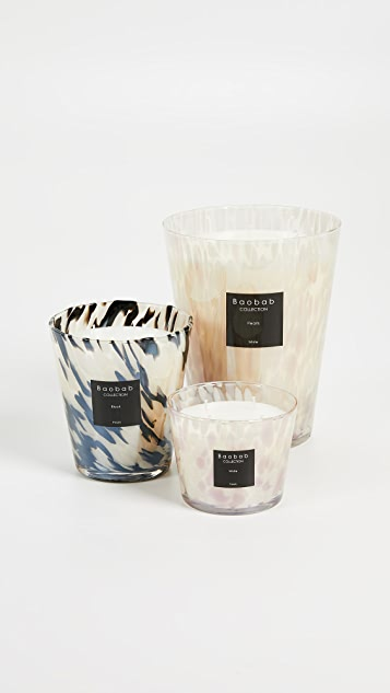 Baobab Collection Pearls Max 10 Candle