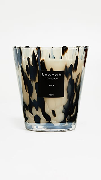 Baobab Collection Pearls Max 16 Candle
