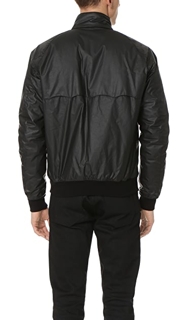 Baracuta G9 Waxed Cotton Jacket