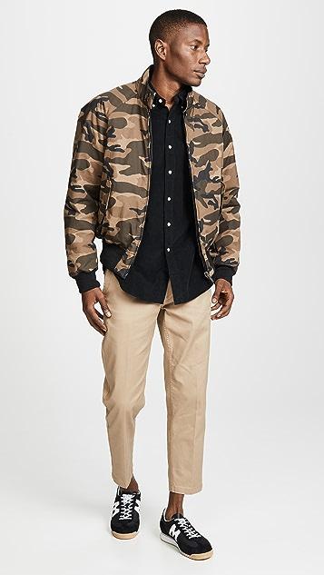 Baracuta G9 Camouflage Jacket
