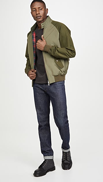 Baracuta G9 Colorblock Jacket