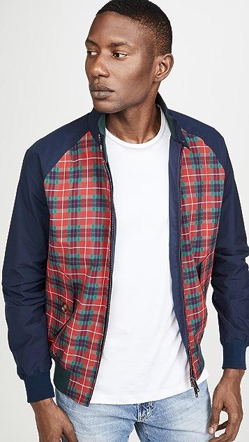 Baracuta G9 Fraser Tartan Jacket