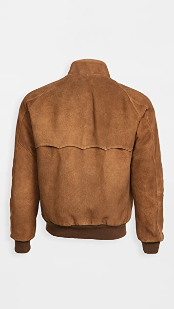 Baracuta Winter Suede G9 Jacket