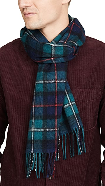 Barbour New Check Scarf