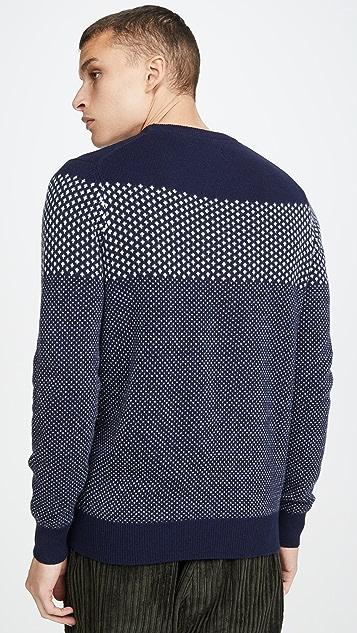 Barbour Ridge Crew Neck Sweater