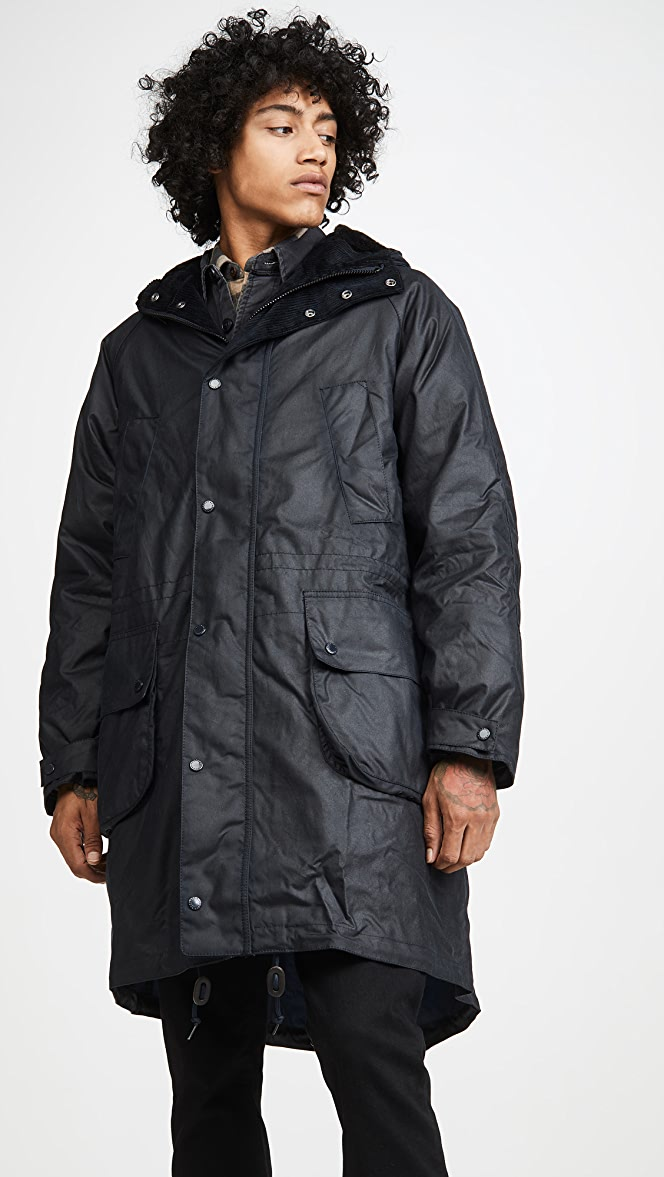 buy engineered garments online engineered garments highland parka
