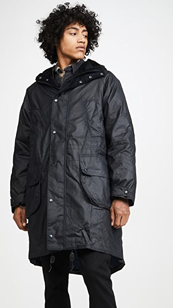 Barbour x Engineered Garments Highland Parka