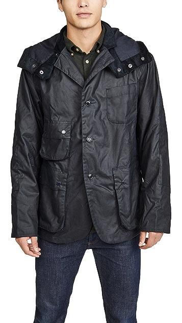 Barbour x Engineered Garments Upland Wax Jacket