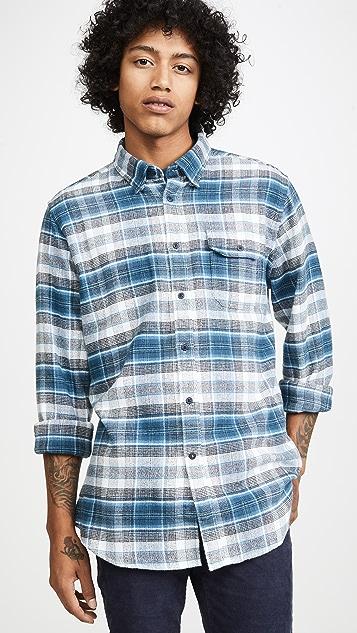Barbour Long Sleeve Shoreham Plaid Shirt