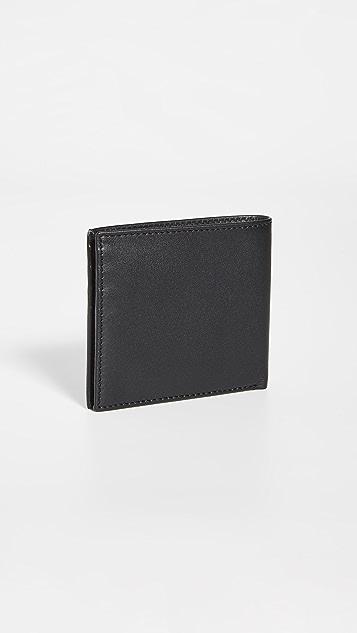 Barbour Barbour Leather Billfold Wallet