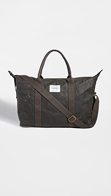 Barbour Dromond Holdall Bag
