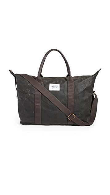 Barbour Dromond Holdall Bag