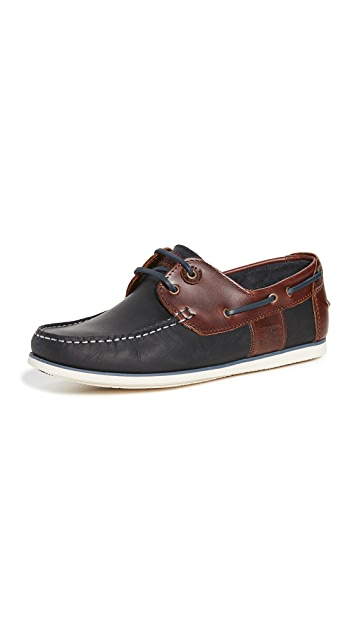 Barbour Capstan Shoes