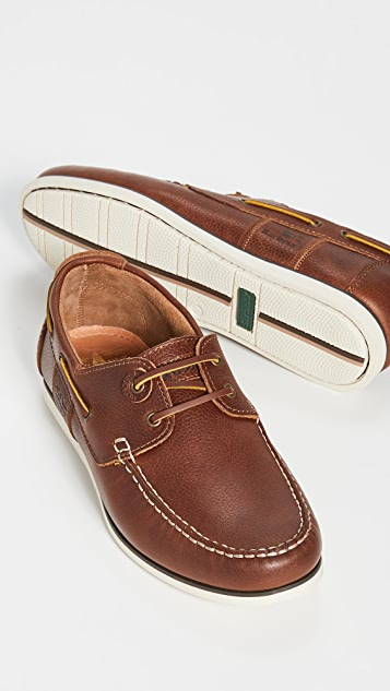 Barbour Capstan Shoes