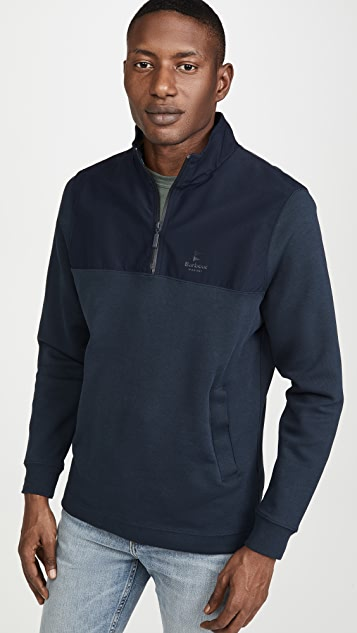 Barbour Cetus Half Zip Sweatshirt