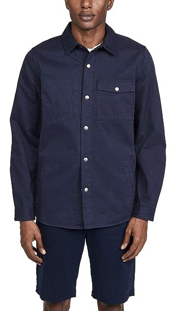 Barbour Mortan Overshirt