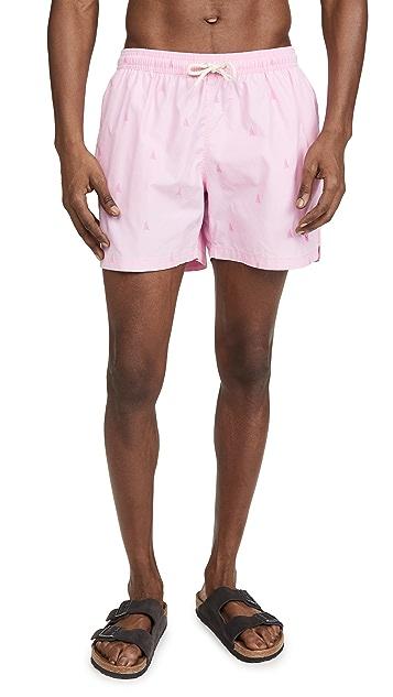 Barbour Sail Swim Shorts