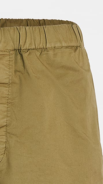 Barbour Cove Twill Shorts