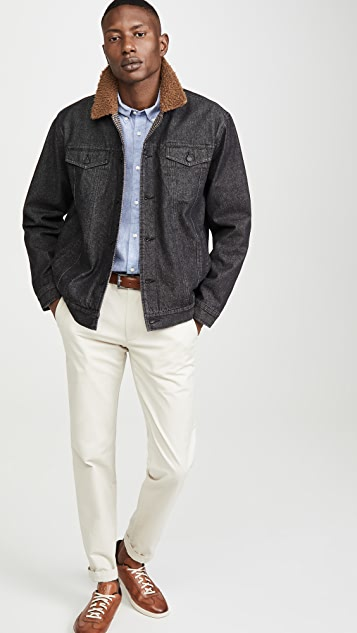 Barbour Linen Mix 1 Tailored Shirt