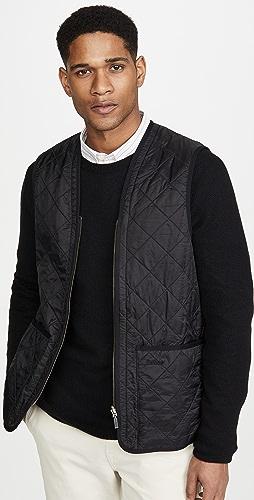 Barbour - Polarquilt Waistcoat / Zip-In Liner