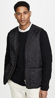 Barbour Polarquilt Waistcoat / Zip-In Liner