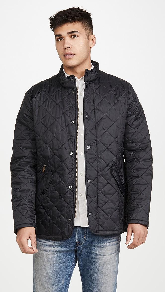 Barbour Flyweight Chelsea Quilt Jacket