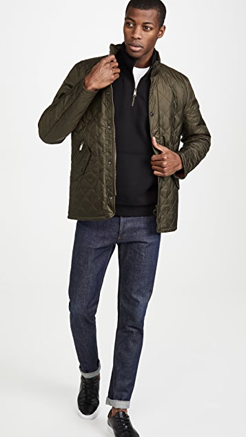 Barbour Flyweight Chelsea Quilted Jacket