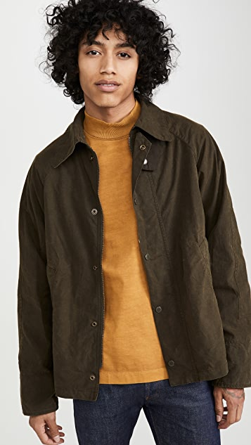 barbour graham jacket