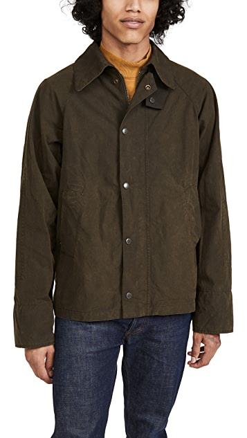 Barbour x Engineered Garments Washed Graham Casual Jacket