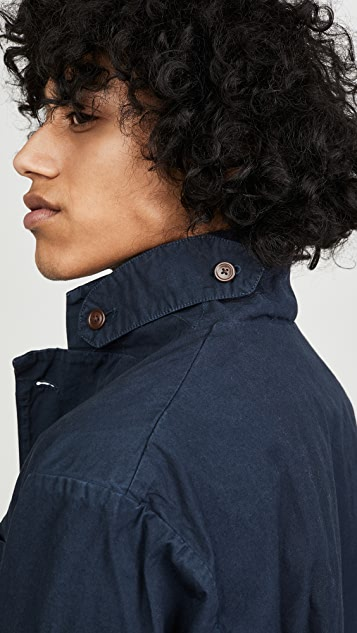 Barbour x Engineered Garments Washed Upland Casual Jacket