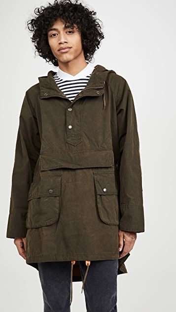 Barbour x Engineered Garments Washed Cotton Warby Casual Jacket