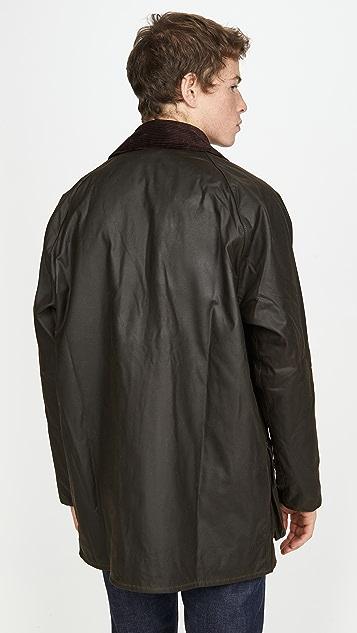 Barbour Classic Beaufort Wax Jacket