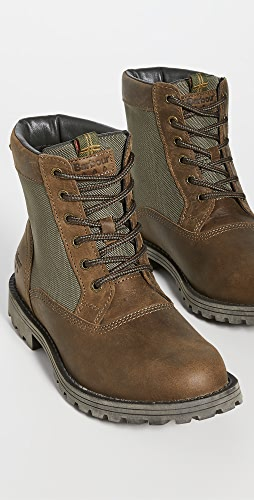 Barbour - Cheviot Derby Boots