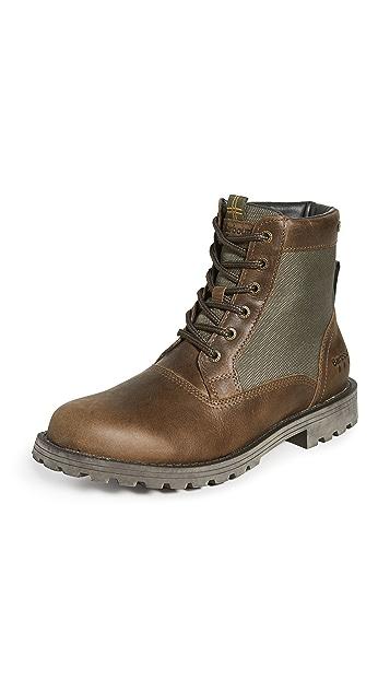 Barbour Cheviot Derby Boots