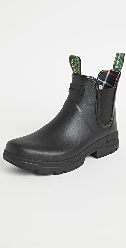 Barbour - Fury Chelsea Wellington Boots