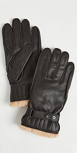 Barbour - Leather Utility Gloves