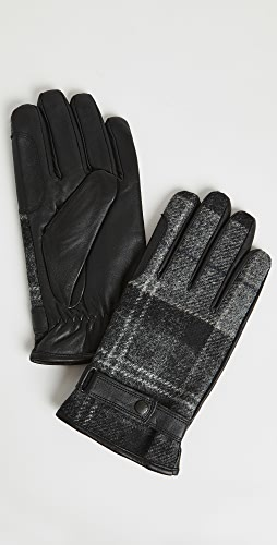 Barbour - Newbrough Tartan Gloves