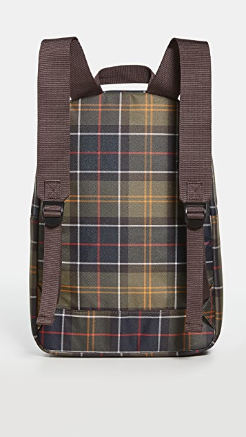 Barbour Torridon Tartan Backpack