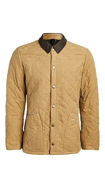 Barbour Barbour Luxury Heritage Liddesdale Quilted Jacket