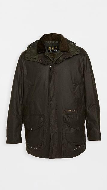 Barbour Barbour Supa Beaufort Wax Jacket
