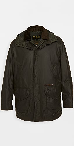 Barbour - Barbour Supa Beaufort Wax Jacket