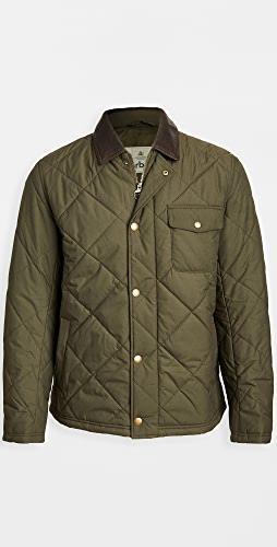 Barbour - Barbour Evenwood Quilt Jacket