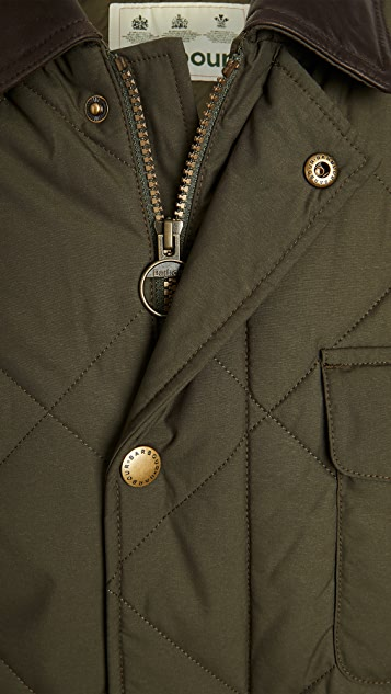 Barbour Barbour Evenwood Quilt Jacket