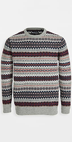 Barbour - Barbour Case Fair Isle Crew Sweater