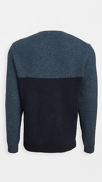 Barbour Barbour Talon Crew Sweater
